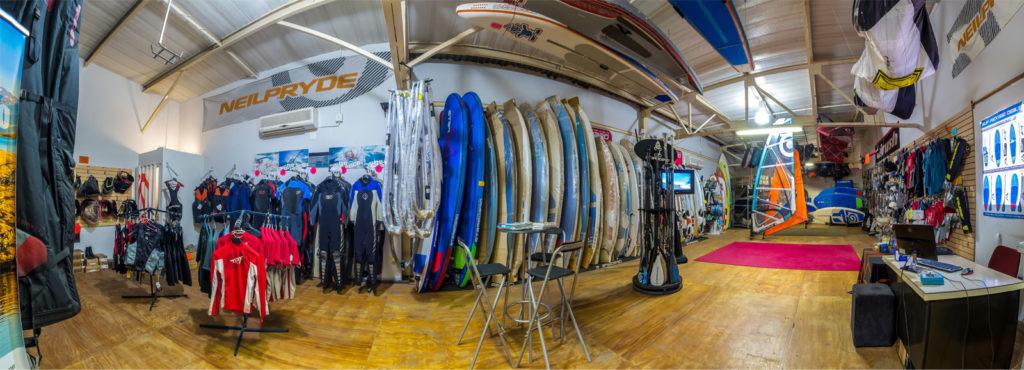 Joluka Watersport Showroom