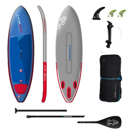 """2022 Starboard Surf Deluxe 9'5' x 32"""" Inflatable Stand Up Paddle Board"""